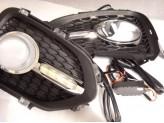 Cветодиодные фонари передние для Kia Sorento