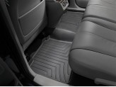 Коврики WEATHERTECH для Toyota Venza задние, цвет черный, для мод. с 2013 г.