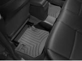 Коврики WEATHERTECH для Subaru XV задние, цвет черный