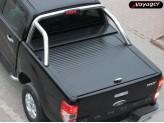 """Алюминиевая крышка """"ROLL-ON"""" цвет черный (электростатическая покраска,устанавливается с ориг. дугой), изображение 3"""