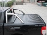 """Алюминиевая крышка """"ROLL-ON"""" цвет черный (электростатическая покраска,устанавливается с ориг. дугой), изображение 5"""