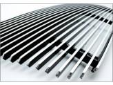 Решетка радиатора полированный алюминий.