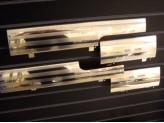 Хромированные накладки для Range Rover VOGUE на пороги 4 ч. полир. нерж. сталь., изображение 2