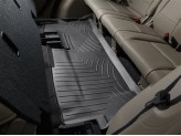 Коврики WEATHERTECH для Honda Pilot 3-ий ряд, цвет черный