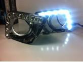 Cветодиодные фонари передние для Toyota Landcruiser Prado 150