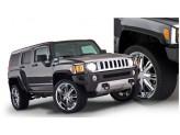 """Расширители колесных арок для Hummer H3, модель """"OE"""" STYLE"""""""