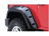 """Расширители колесных арок  """"POCKET STYLE """"для 2-х дверной модели JK, изображение 3"""