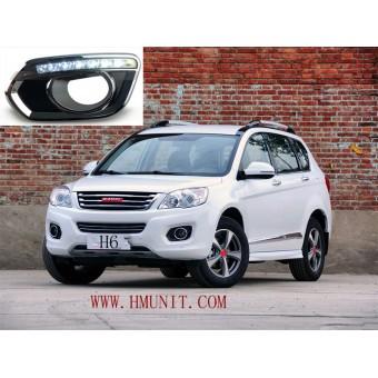 Cветодиодные фонари передние для Great Wall Hover H6