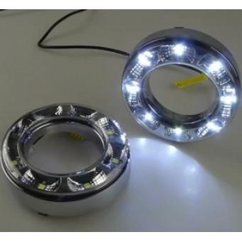Cветодиодные фонари передние для Toyota RAV4 (2009-2012)