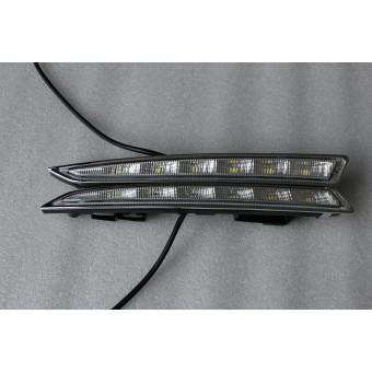 Cветодиодные фонари передние для Ford Kuga