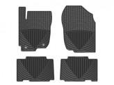 Коврики WEATHERTECH для Toyota RAV4 резиновые, цвет черный (можно заказать бежевые и серые), изображение 2