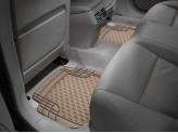 Комплект универсальных резиновых ковриков, цвет черный (можно заказать бежевые и серые), изображение 4
