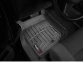Коврики WEATHERTECH для Jeep Wrangler  передние, цвет черный