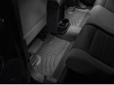 Коврики WEATHERTECH для Jeep Wrangler задние, цвет черный для  Unlimited