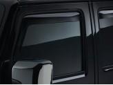 Дефлекторы боковых окон WEATHERTECH для Jeep Wrangler