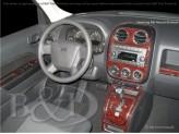 Декор салона Jeep Compass