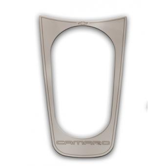 """Хромированные накладки для Chevrolet Camaro  (с логотипом """"CAMARO"""" на центральную консоль)"""