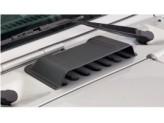 Пластиковая накладка для Jeep Wrangler на воздуховод капота, изображение 3