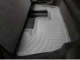 Коврики WEATHERTECH для Audi Q7 3-ий ряд, цвет серый