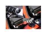 Комплект тюнинговых крышек для Chevrolet Camaro ,цвет черный для  6.2L V-8 (Radiator Cap, Reservoir Cap, Dipstick Handle, Strut Tower Covers), изображение 2