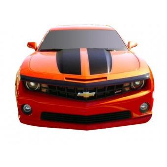 """Дефлектор капота Ventshade для Chevrolet Camaro """"Smoke"""" (2010-2015)"""