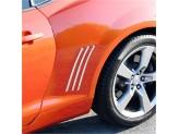 Комплект хромироанных,алюминиевых накладок, изображение 2