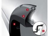 """Расширители колесных арок из 4-х частей  """"POCKET STYLE"""" для мод. с 2011 г., изображение 8"""