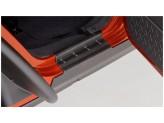 Пластиковые накладки для Jeep Wrangler на пороги для 4-х дв.(для 2-х дверного № 14011), изображение 2