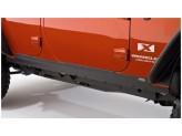 Пластиковые накладки для Jeep Wrangler на пороги для 4-х дв.(для 2-х дверного № 14011), изображение 3