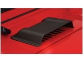 Пластиковая накладка для Jeep Wrangler на воздуховод капота, изображение 2