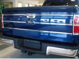 Хромированные накладки для Ford F150 на откидной борт из 6-ти частей