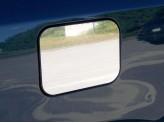 Хромированная накладка дляJeep Toyota Sienna на крышку бензобака