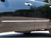 Хромированные накладки Acura MDX из 4 частей