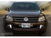Cветодиодные фонари передние для Volkswagen Amarok (для мод. до 2013 года), изображение 3