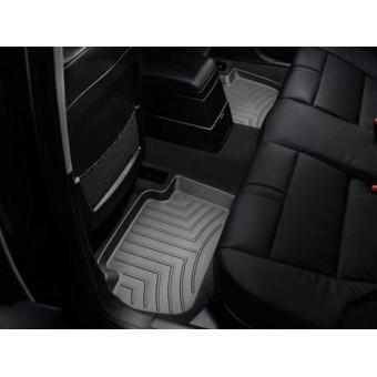 Коврики WEATHERTECH для BMW X3 задние, цвет черный для мод. с 2003-2010 г.