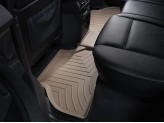 Коврики WEATHERTECH для BMW X5 задние, цвет бежевый для мод. до 2014 г.