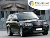 Хромированные накладки на зеркала Range Rover Sport