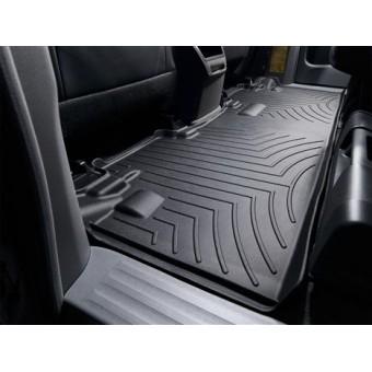 Коврики WEATHERTECH для Toyota Sienna 2-ой ряд, цвет черный (для 8-ми местного)