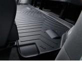 Коврики WEATHERTECH для Toyota Sienna 3-ий ряд, цвет черный