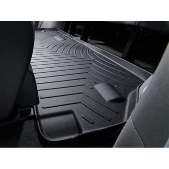 Коврики WEATHERTECH для Toyota Sienna 3-ий ряд, цвет черный (для 8-ми местного)