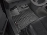 Коврики WEATHERTECH для Toyota Sienna передние, цвет черный для мод. с 2013 г.