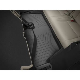 Коврики WEATHERTECH для Acura MDX 3-ий ряд, цвет черный