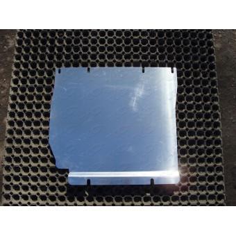 Защита картера (алюминий) 4 мм,для мод. с 2013 г