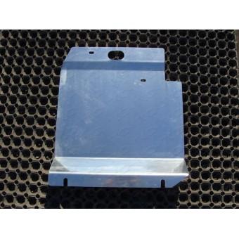 Защита КПП (алюминий) 4 мм, для мод. с 2013 г.