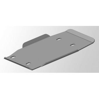 Защита дифференциала (алюминий) 4 мм, кроме turbo