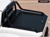 """Крышка на Volkswagen Amarok ROLL-ON"""" цвет черный для комплектации Canyon (электростатическая покраска, устанавливается с ориг. дугой), изображение 4"""