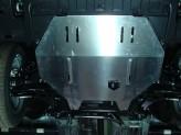 Защита картера для Mitsubishi Outlander 4 мм