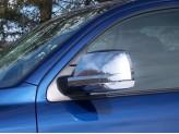 Хромированные накладки на зеркала Toyota TUNDRA
