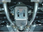 Защита дифференциала для Infiniti Q50 4 мм