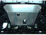 Защита картера для Nissan Terrano 4 мм